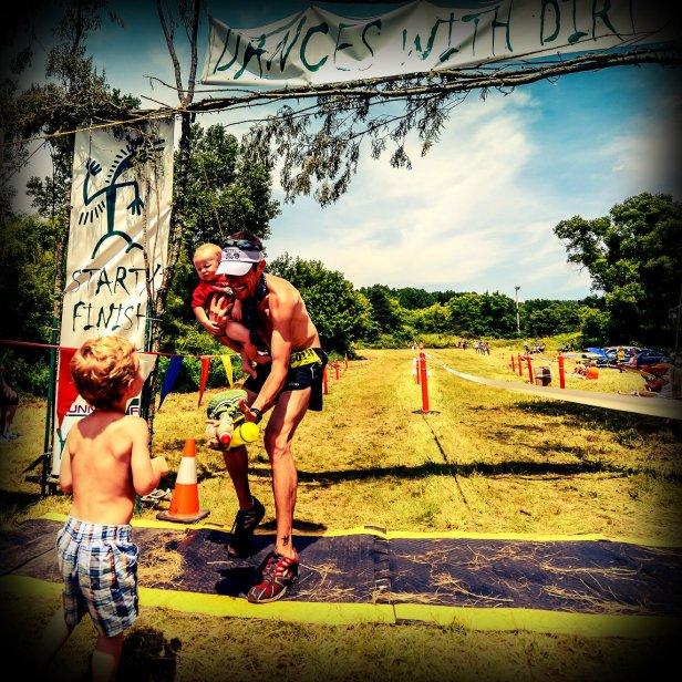 2nd Place - 7hrs 23min - Dances with Dirt Devil's Lake 50 mile