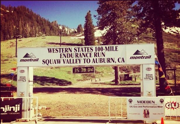 Western States 100 Start